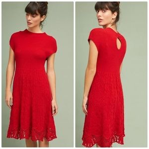NWT Anthropologie Oda Sweater Dress FeatherBone